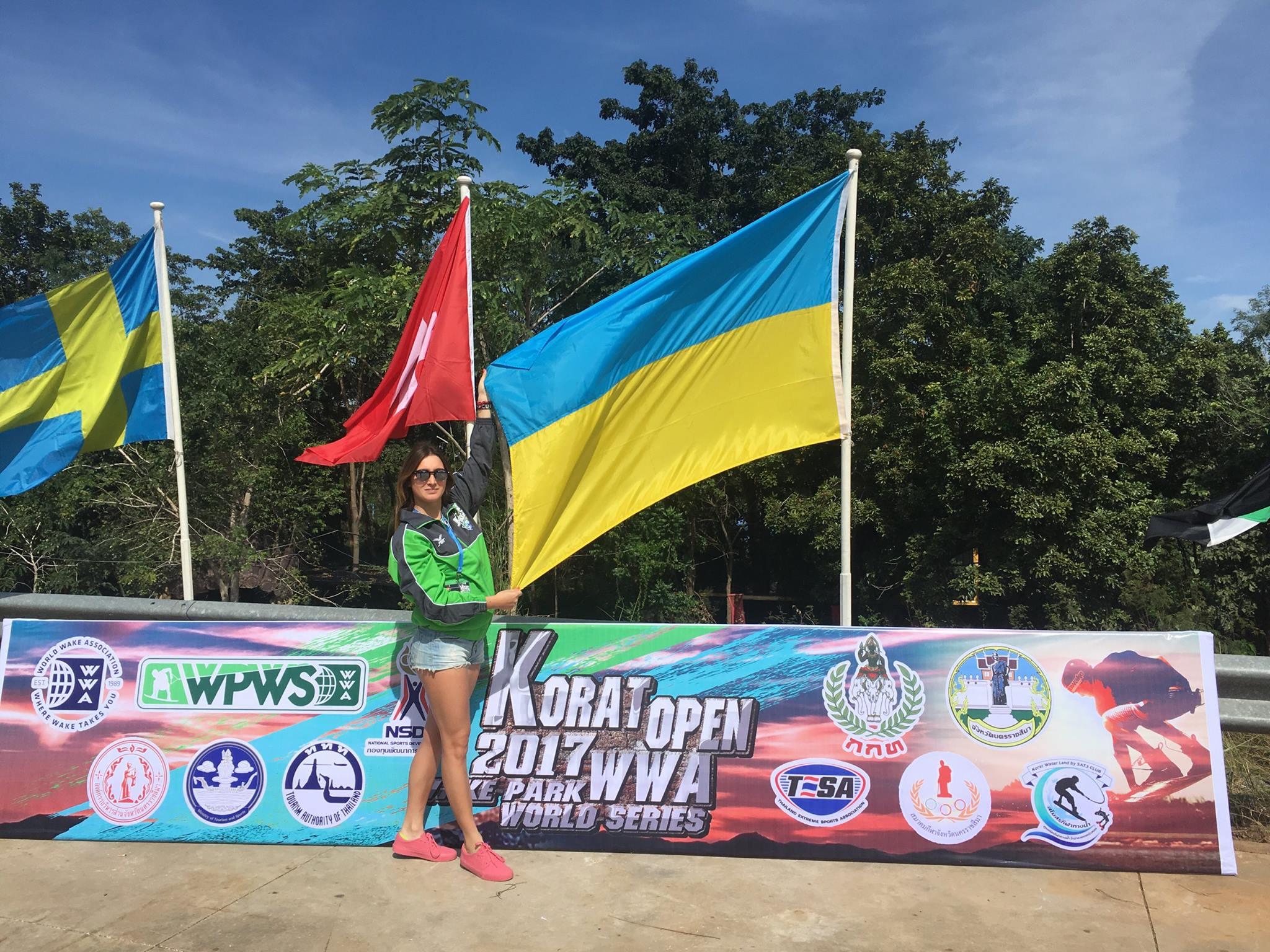 Болеем за наших: Анастасия Пономаренко поборется за чемпионский титул в Таиланде