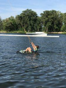 Активный летний отдых для детей